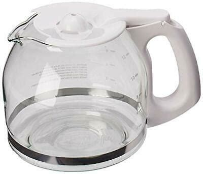 9 best coffee makers 2020 the strategist new york. Mr. Coffee Replacement 12-Cup Glass Carafe White - PLD13-RB 722544215916   eBay