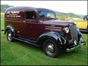 Nostalgia On Wheels  1937 Chevrolet Panel Truck