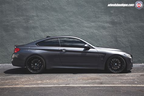 Mineral Grey Bmw by Mineral Gray Metallic Bmw M4 On Hre P43sc Wheels