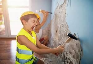 abattre un mur comment savoir s39il est porteur ou non With abattre un mur non porteur