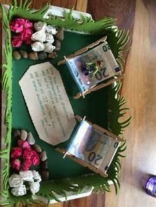 Fußkappen Für Gartenstühle Selber Machen : geldgeschenk gartenm bel geschenke geschenke ~ Whattoseeinmadrid.com Haus und Dekorationen