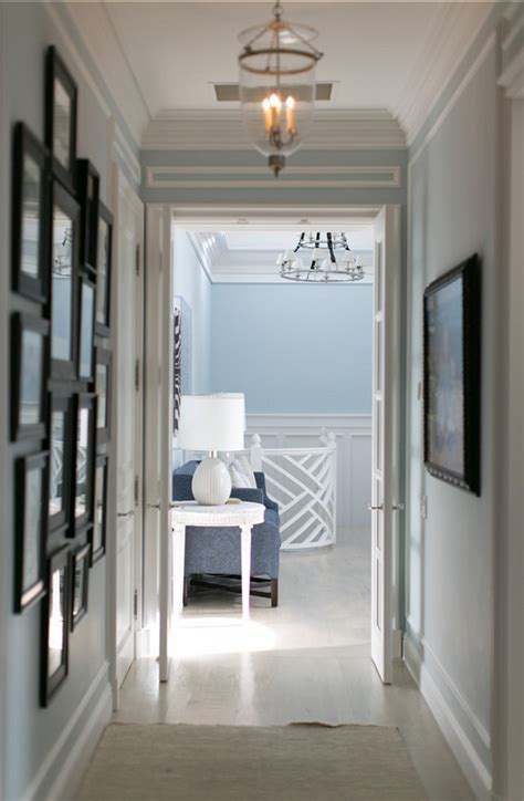 Home with Classic Blue & White Interiors   Home Bunch