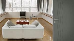 Porte Interieur Grise : choisissez des portes int rieures modernes jeld wen ~ Mglfilm.com Idées de Décoration