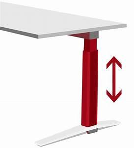 Tisch Höhenverstellbar Elektrisch : profi elektrisch h henverstellbar schreibtisch easy ~ A.2002-acura-tl-radio.info Haus und Dekorationen