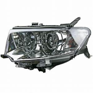 Replacement Left Projector Headlight Lamp For Mitsubishi