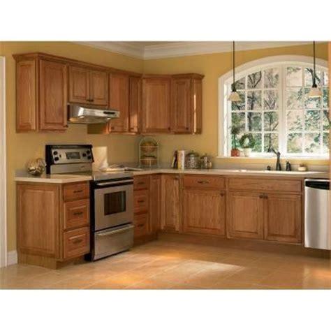 enamel kitchen cabinets hton bay 30x30x12 in hton wall cabinet in medium 3563