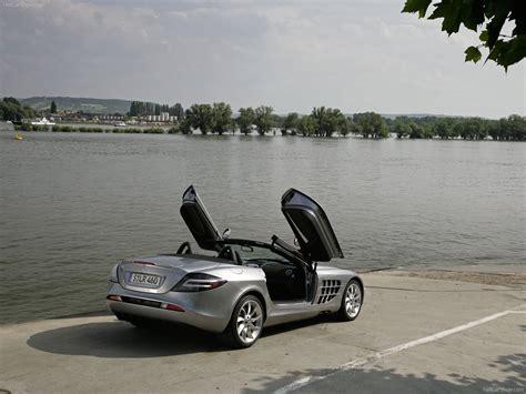 Mercedes-Benz SLR McLaren Roadster (2008) - picture 55 of 72