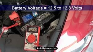How To Test Alternator Voltage Output  Autoupkeep Com