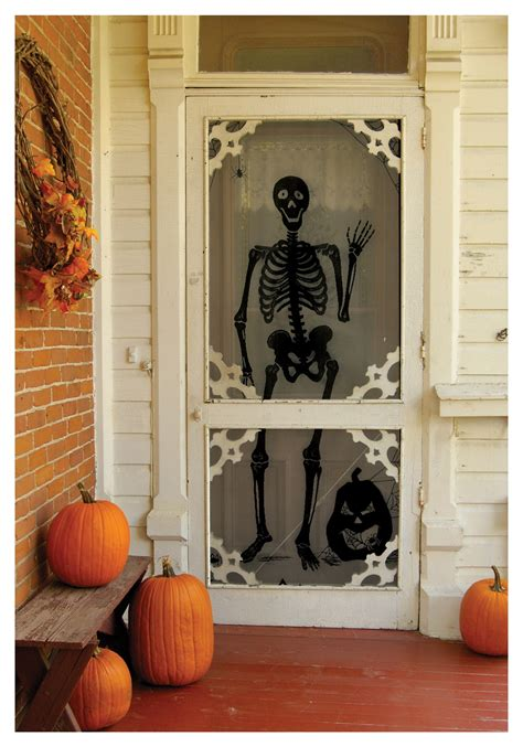 simple  easy gothic halloween decorations
