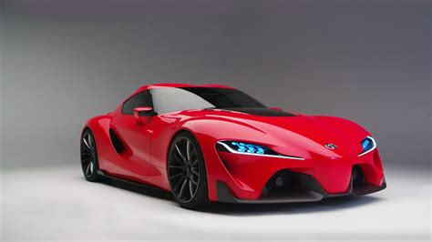 Toyota Concept Cars by 2016 Toyota Ft1 Concept Wallpaper Hd Car Wallpapers Id