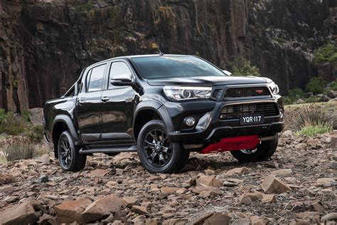 toyota hilux facelift release date price specs