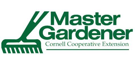 master gardener program cornell cooperative extension master gardener program