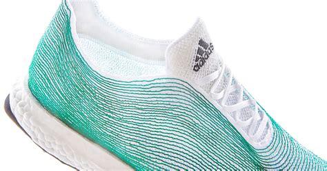 adidas  sneakers  ocean trash  illegal fishing