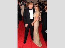 Donald, Melania and Ivanka Trump at the Met Gala 9Style