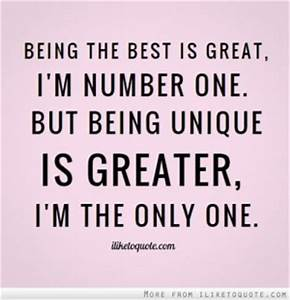 Funny Quotes About Being Unique. QuotesGram