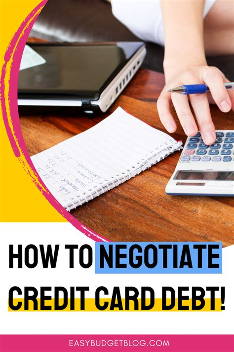 Best banks understanding interest rates saving accounts checking accounts cd rates credit unions investing. How to Negotiate Credit Card Debt - Easy Budget in 2020 | Credit cards debt, Simple budget ...