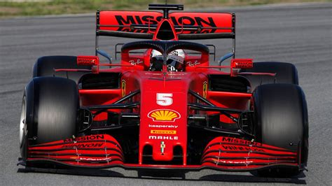 There's plenty of positive energy coming from our two drivers, said. Ferrari reveal plans for 'significant' change of F1 2020 ...