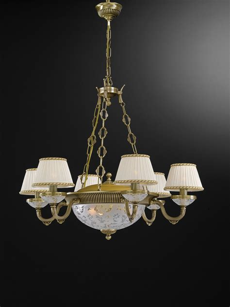 chandelier glass l shades 9 lights brass and frosted glass chandelier with l