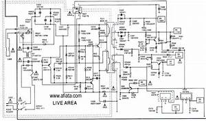 Onida Tv Power Supply Diagram