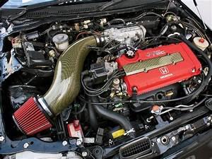 1991 Honda Crx With Sir B16 Motor