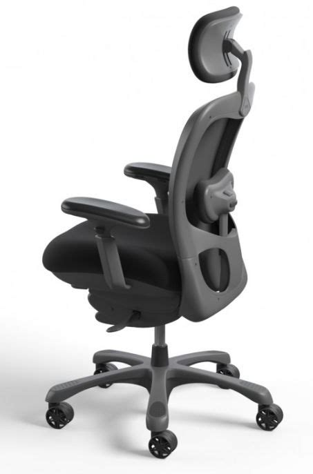Nightingale CXO 6200D with Headrest – Black – Newmarket