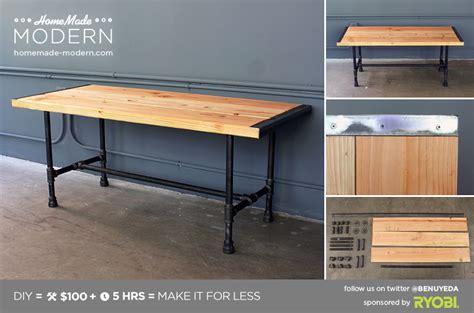 circular coffee table modern ep68 pipe coffee table