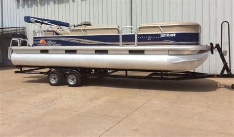 suntracker  pontoon boats  sale