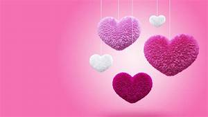 Pink Heart HD Wallpaper, Picture, Image