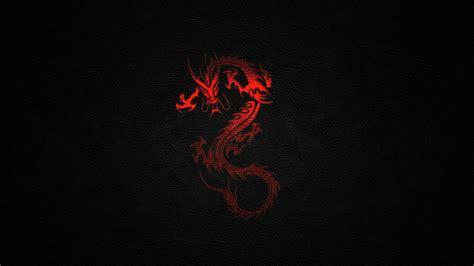 red and black Black red dragon desktop wallpaper - Free HD