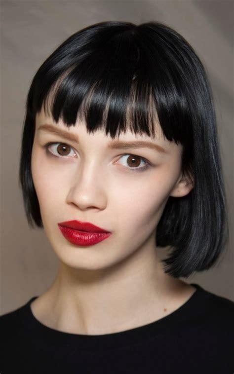 french bob haircut      parisian girl cinefog