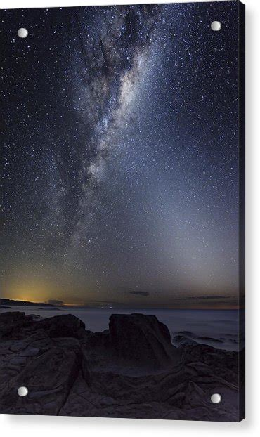 Milky Way Over Cape Otway Australia Photograph Alex