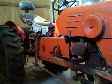 Power King Economy Tractor Restoration December