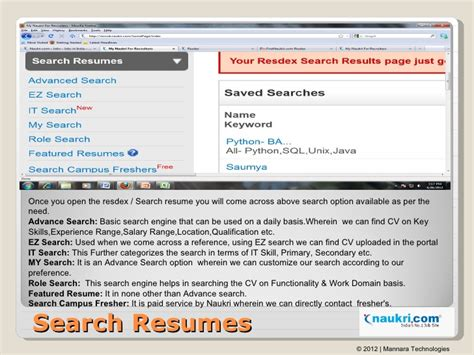 Cv Search by Cv Search On Portal