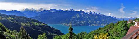 The spectacular Region of Beatenberg (Berner Oberland ...