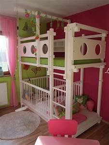 Hochbett Mit Babybett : kinderm bel shop oli niki ~ Orissabook.com Haus und Dekorationen