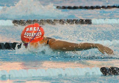 junior nationals day  prelims  recap swimming