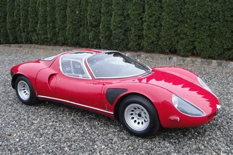 Alfa Romeo 33 Stradale For Sale by Extremely 1968 Alfa Romeo Tipo 33 Stradale Updated