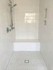 best 25 white tile shower ideas on pinterest large tile shower glass shower and custom shower