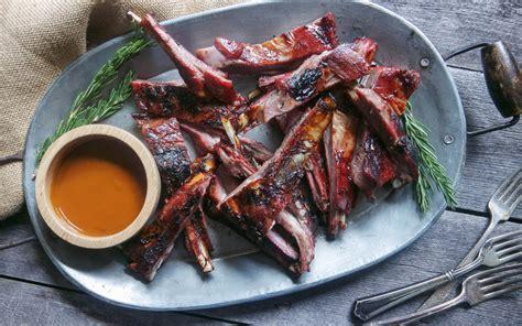 Grilled Lamb Rib Recipe