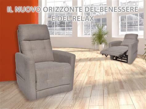 Poltrona Relax 4 Motori