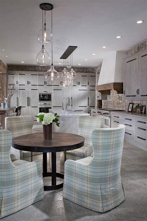 luminaire pour cuisine design ambiance cosy par le luminaire led dans une cuisine