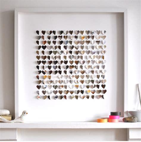 diy room decor cute heart decor piece