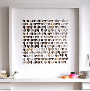 Diy room decor cute heart decor piece for Diy wall decor tumblr