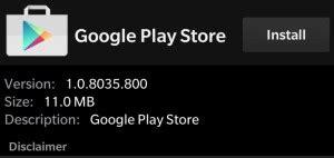 install play store on blackberry 10 4mobiles net