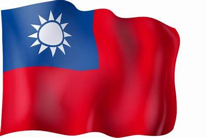 Taiwan Flag Graphic Ingofonts