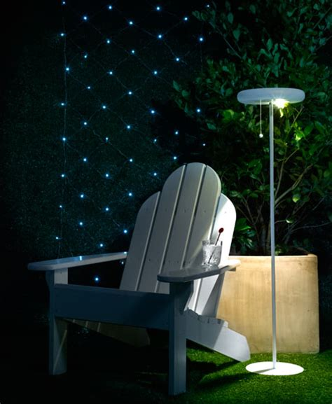 gardens solar powered lighting and style the