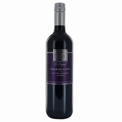 Zinfandel Loon Smoking Vine Wine