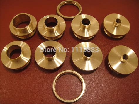 router template guide aliexpress buy 10pcs brass router template guide bushings from reliable bush suppliers on