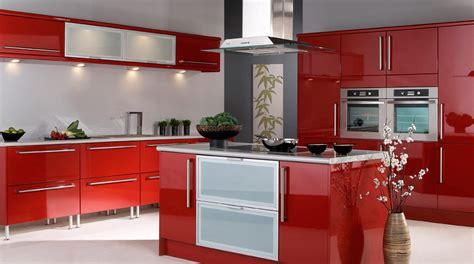 muebles lisos de colores  la cocina imagenes  fotos