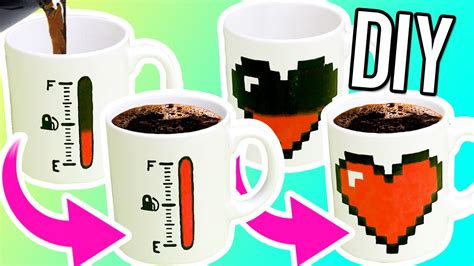 color changing mugs diy color changing mugs make magic mugs for gifts